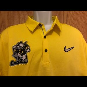 Nike Oregon Ducks Polo Men's Size xxl NWT msrp $90